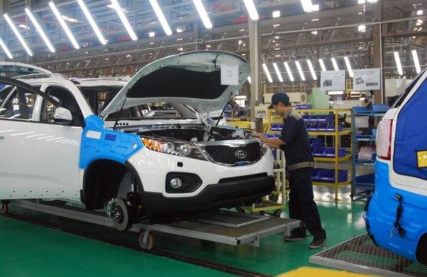 Sản xuất ô tô ở philippines