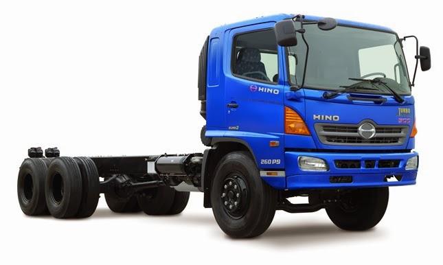 Xe tải HINO đang khuấy động thị trường xe tải Việt Nam