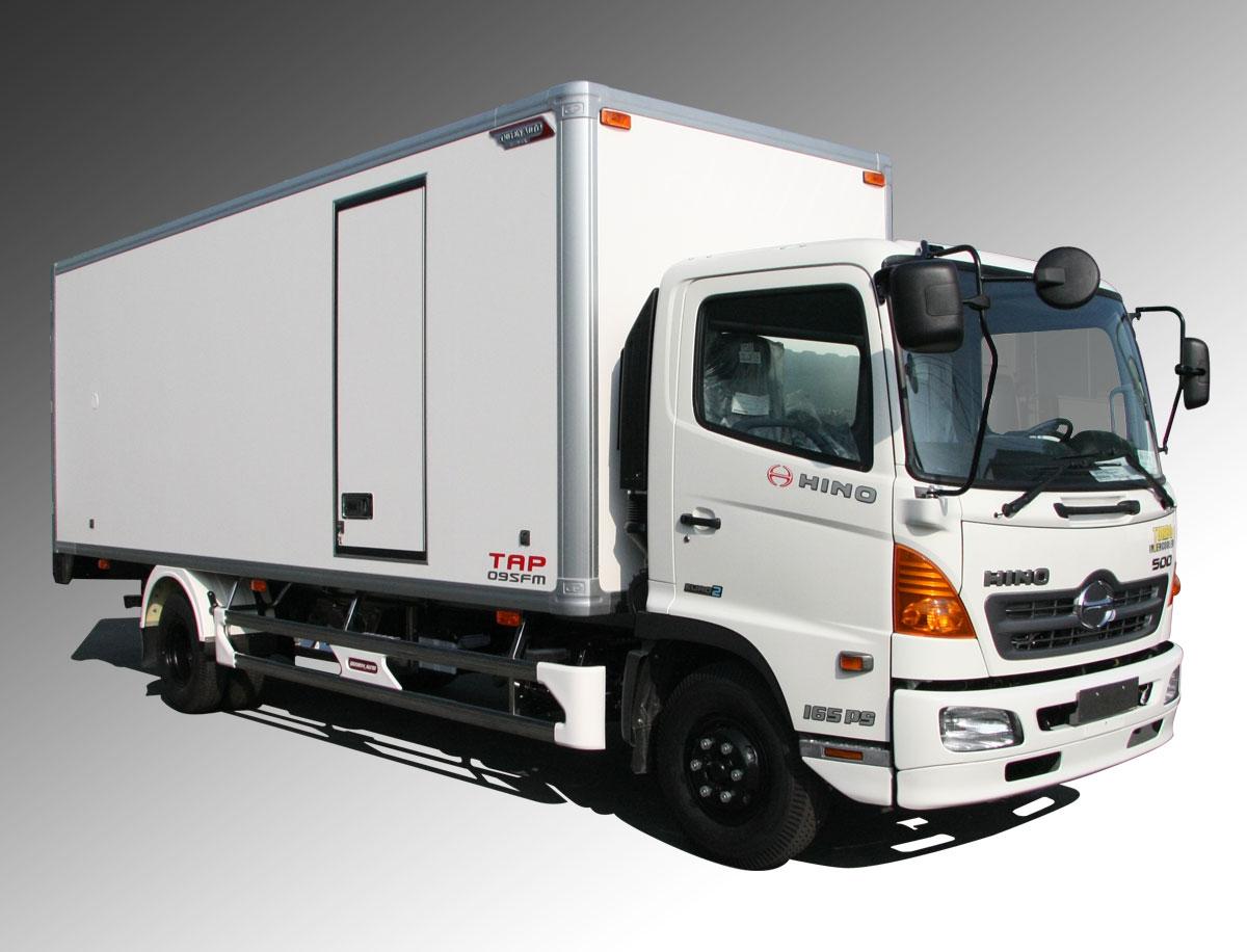 Xe tải HINO luôn đi đầu và khẳng định thế mạnh của mình trên thị trường