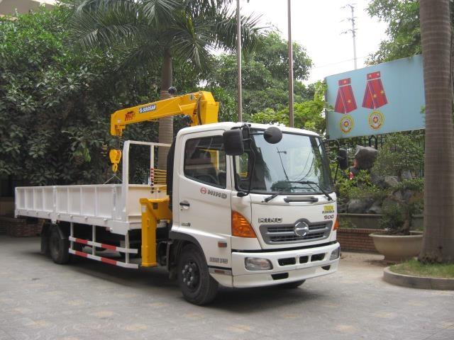 XE TẢI HINO 5,6 TẤN - XE HINO FC9JLSW