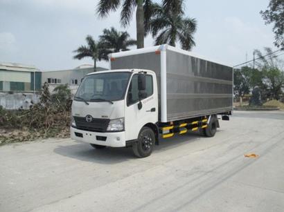 giá xe tải hino 3.5 tấn thùng kín tại thanh hóa