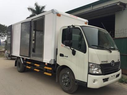 giá xe tải hino 3,5 tấn thùng kín tại hưng yên