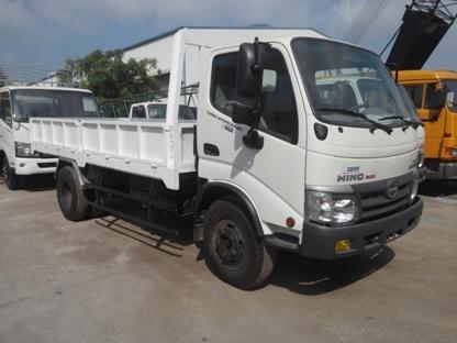 giá xe tải hino 4 tấn nhập khẩu tại hà nội