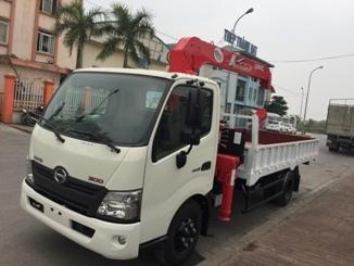 XE TẢI HINO 2,5 TẤN - XE HINO XZU650
