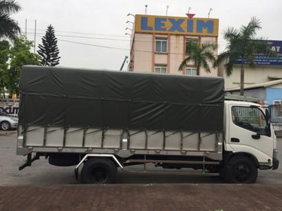 xe tải hino 5 tấn tại hải phòng