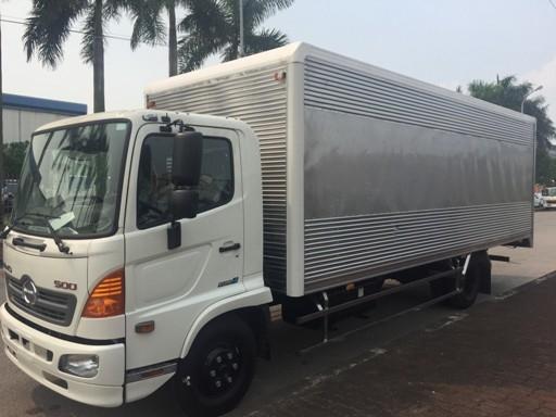 Xe tải Hino 6,4 tấn - Xe Hino FC9JL7A